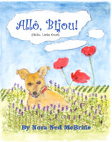Allo, Bijou! (Hello Little One!) writen and illustrated by Nora Ned McBride