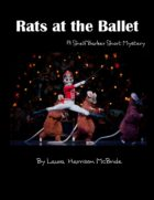 Rats at the Ballet Laura Harrison McBride
